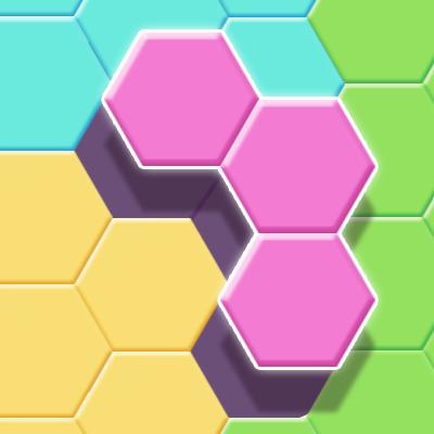 六角方块拼图
